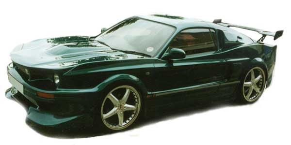 Ride Cars GTR350 – Shelby GT500 z Toyoty MR2: - fotka 1
