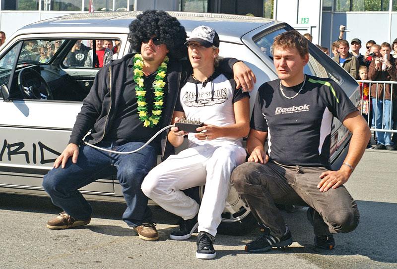 Tuning&Custom Salon Brno 2009 - pozvánka: - fotka 20