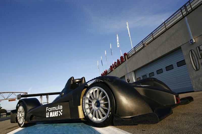Formula Le Mans: přípravka na vytrvalostní závody: - fotka 8