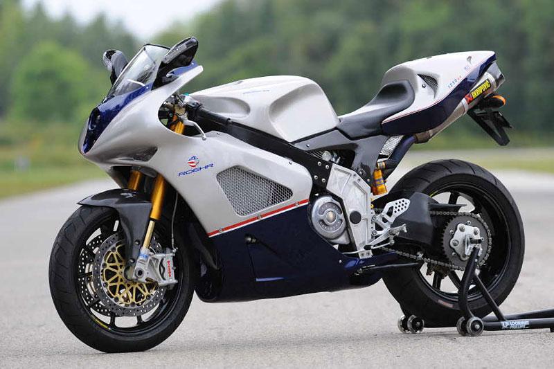 Roehr: superbike na elektřinu z Ameriky: - fotka 1