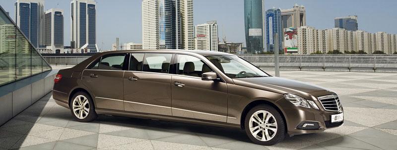 Binz: šest dveří pro Mercedes-Benz třídy E: - fotka 8
