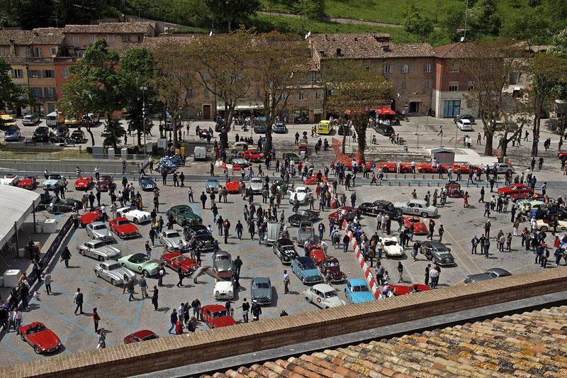 Reportáž: Mille Miglia 2010: - fotka 20