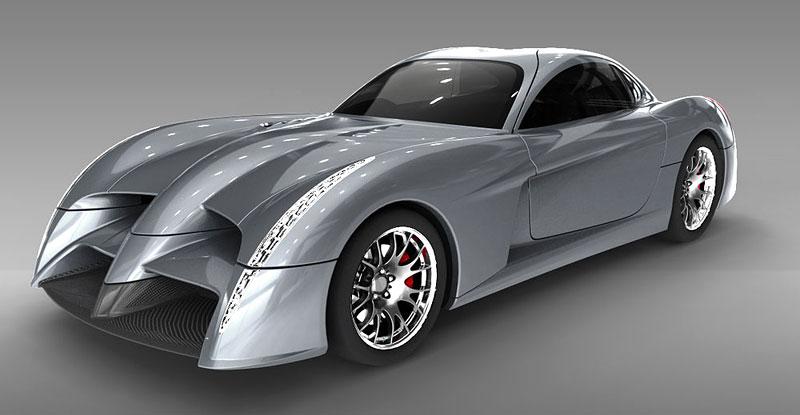 "Panoz Abruzzi ""Spirit of Le Mans"": nový supersport představen: - fotka 1"