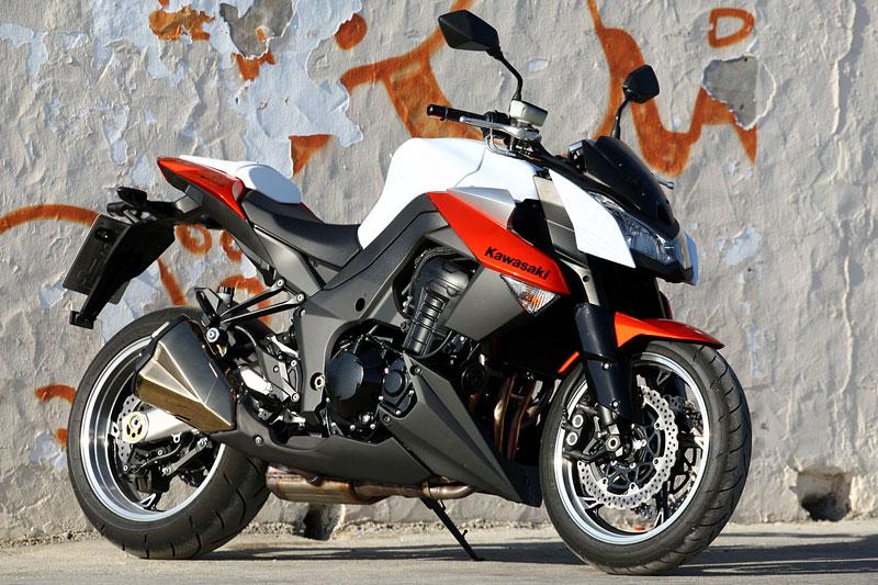 Kawasaki Z1000 - Velký Zed opět na scéně (představení): - fotka 3