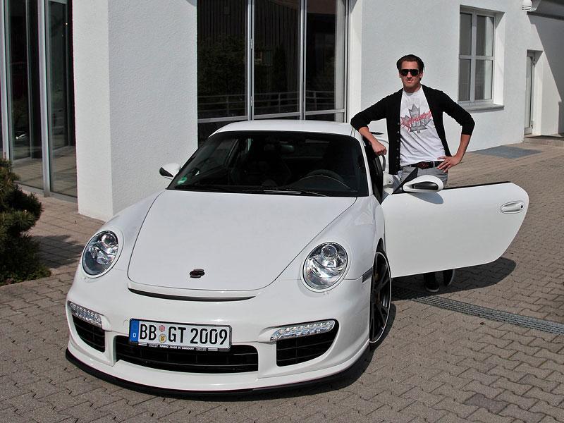 TechArt a Adrian Sutil rozšiřují svou spolupráci: - fotka 1