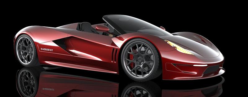 TranStar Dagger GT: supersport s výkonem 2000 koní: - fotka 5