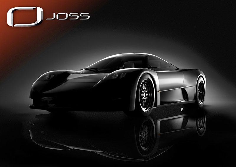 Joss Supercar: tunová bestie od protinožců: - fotka 1