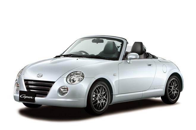 Daihatsu Copen Ultimate S Edition: limitka na povzbuzení: - fotka 6