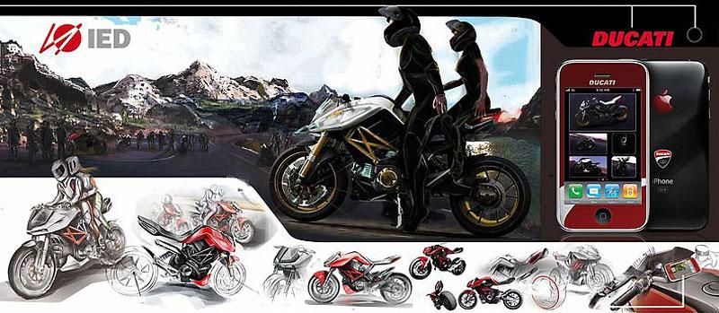Ducati Students Concept – mládí vpřed: - fotka 19