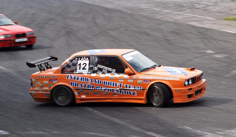 Czech Drift Series 2010 Sosnová: fotogalerie ze závěrečného závodu: - fotka 20