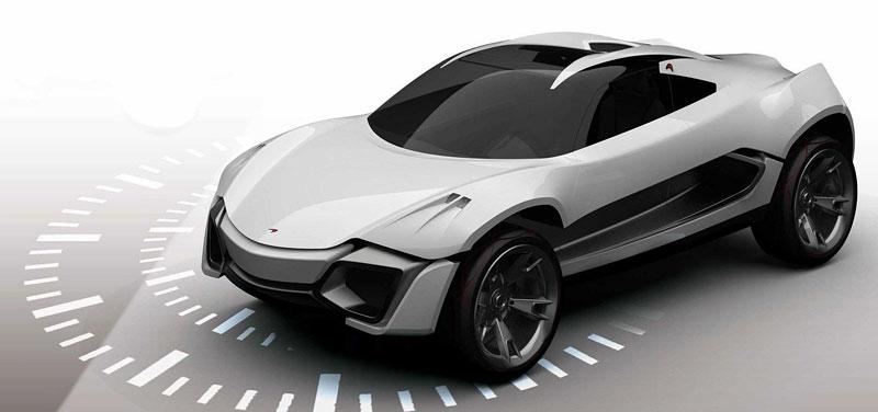 McLaren: studie crossoverů pro rok 2020 (+videa): - fotka 6
