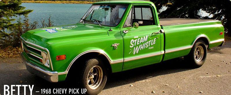 Retro Electro: 1958 Chevrolet Apache na elektřinu (video): - fotka 6
