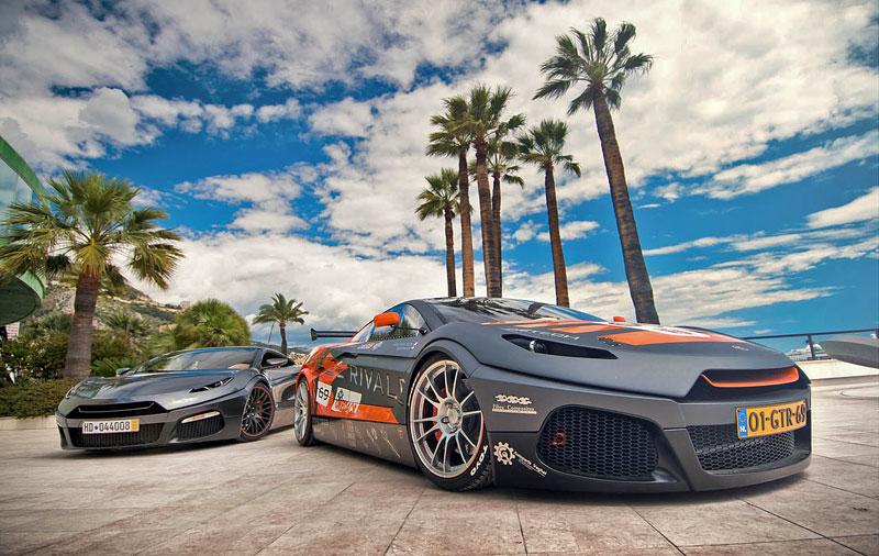 Savage Rivale GTR pózuje v Monaku: - fotka 2