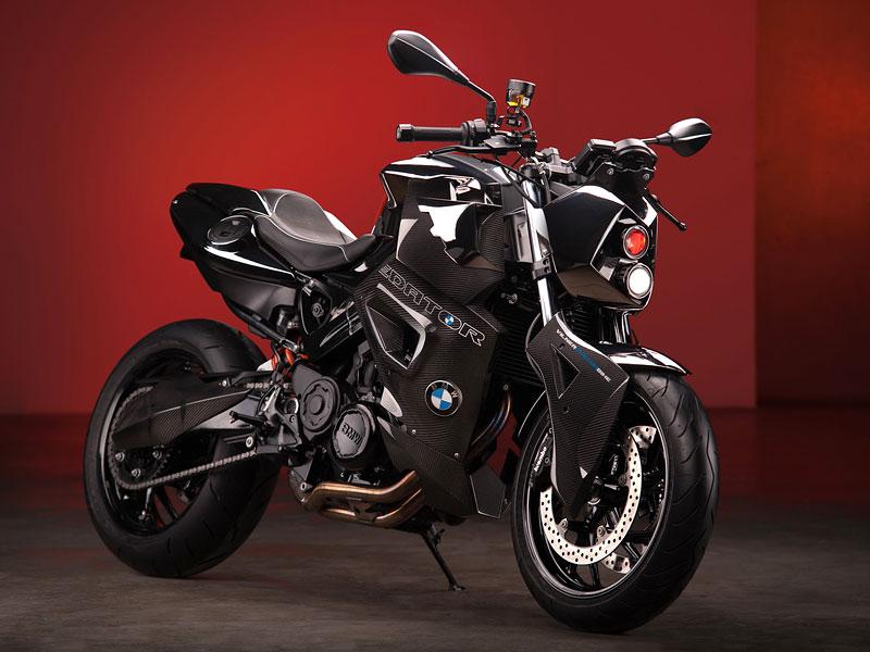 BMW F 800 R Predator od Vilner Custom Bike: - fotka 3