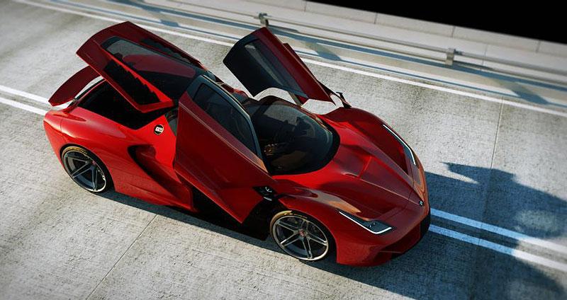 Exotic Rides W70: Nový supersport z Floridy: - fotka 3