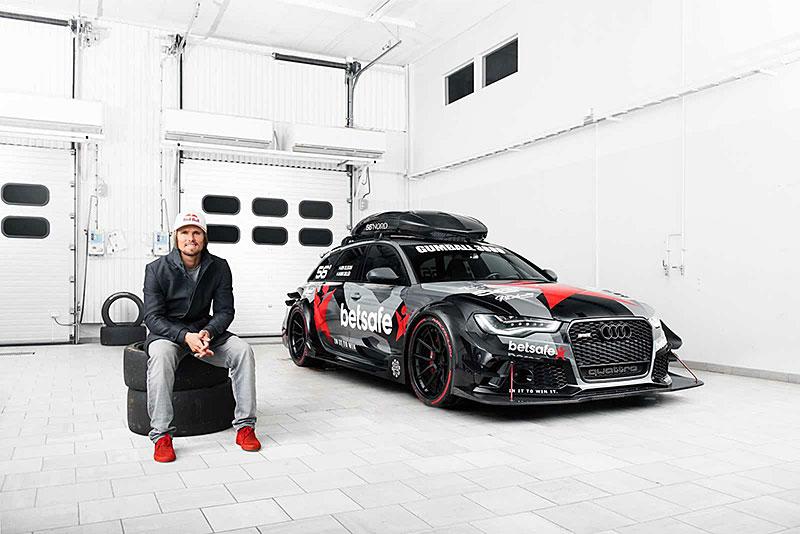 Jon Olsson má 950koňové Audi RS 6 DTM: - fotka 1