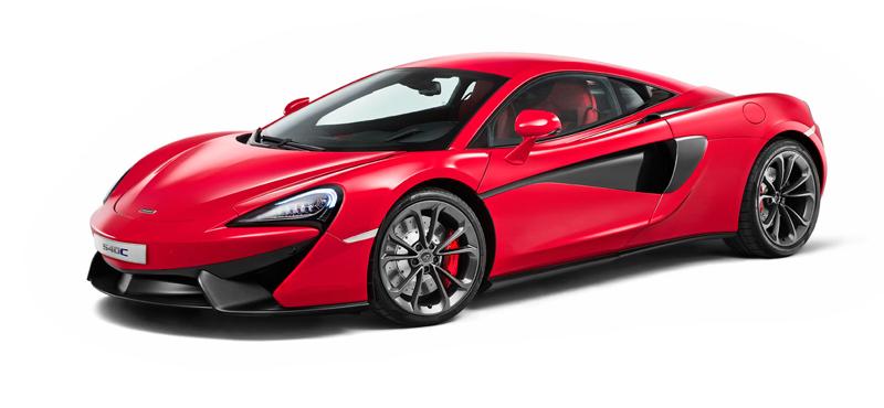 McLaren 540C: Nejlevnější supersport z Wokingu: - fotka 2
