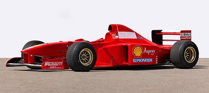 Formule 1 po Schumacherovi je k mání za 18 milionů korun: - fotka 4
