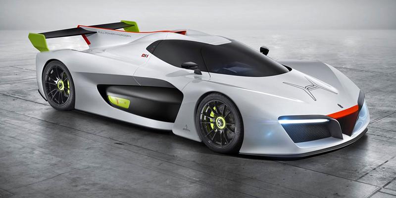 Mahindra plánuje supersport s designem i jménem Pininfarina: - fotka 8