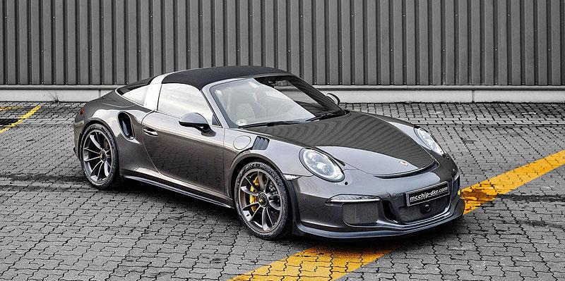 Porsche 911 Targa 4 GTS může být od 911 GT3 RS téměř k nerozeznání: - fotka 5