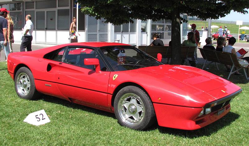 Pod lupou: Ferrari 288 GTO – Podruhé a naposled: - fotka 36