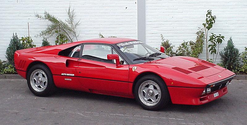 Pod lupou: Ferrari 288 GTO – Podruhé a naposled: - fotka 40