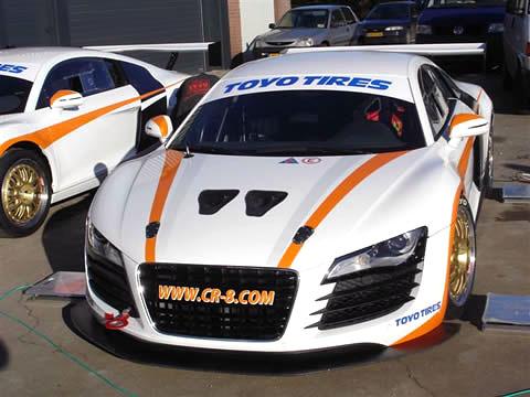 Audi CR-8: Premiérový pokus: - fotka 4