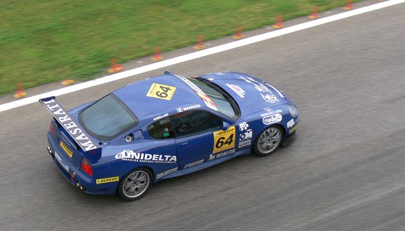Reportáž: S Chevroletem na WTCC ve Valencii: - fotka 21