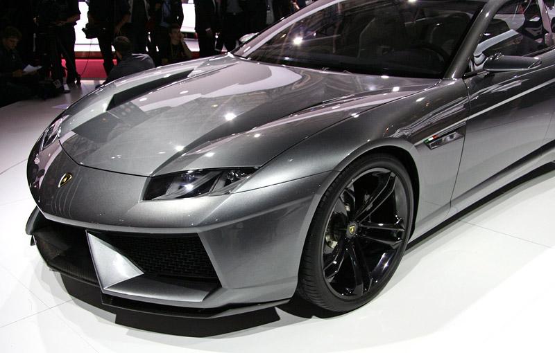 Lamborghini Estoque opět na pořadu dne?: - fotka 25