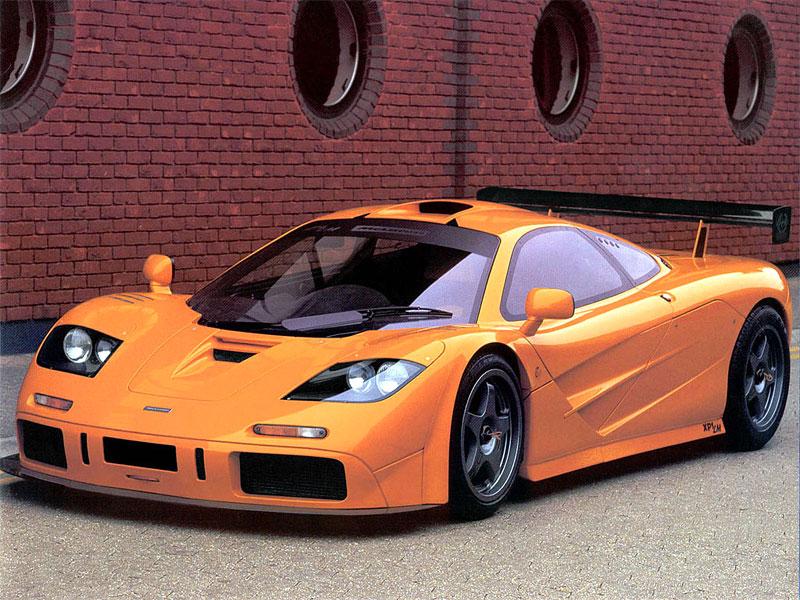 McLaren F1 LM pro Lewise Hamiltona: - fotka 5