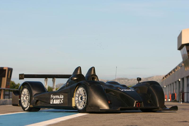 Formula Le Mans: přípravka na vytrvalostní závody: - fotka 9