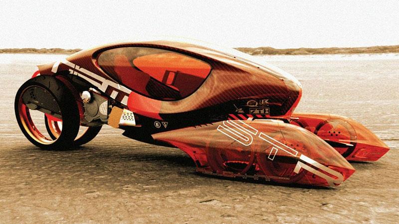 LA Design Challenge: vítězem je (opět) divná jednomístná věc...: - fotka 2