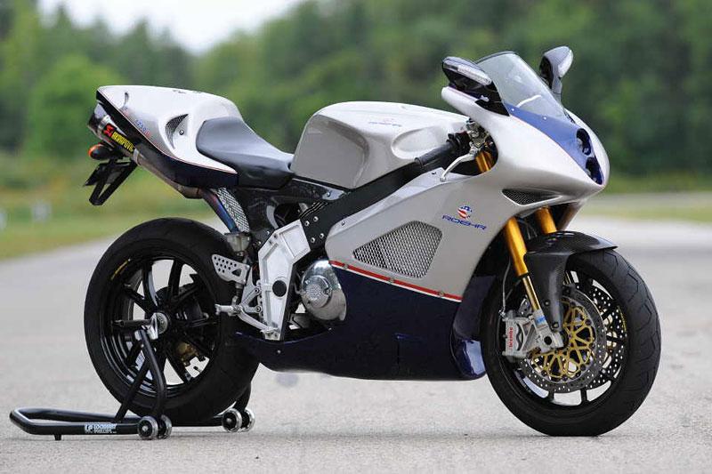 Roehr: superbike na elektřinu z Ameriky: - fotka 2