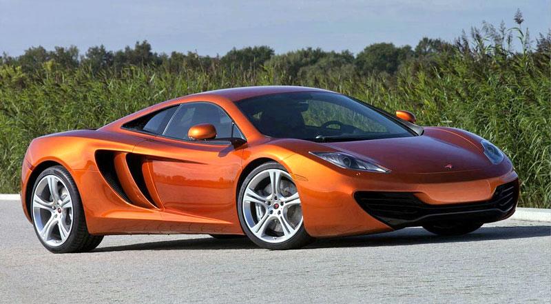 McLaren oznamuje další vývojovou fázi supersportu MP4-12C: - fotka 12