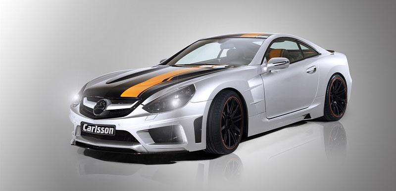 Ženeva 2010: Carlsson Super-GT C25 – první vlastní model: - fotka 3