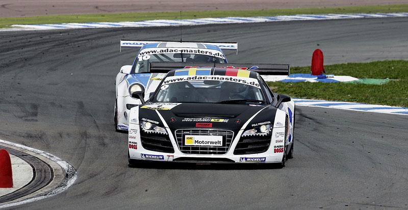 Audi R8 LMS: sedm vozů na 24 hodin Nürburgringu: - fotka 21