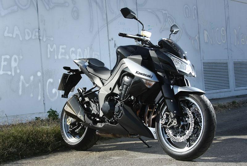 Kawasaki Z1000 - Velký Zed opět na scéně (představení): - fotka 4
