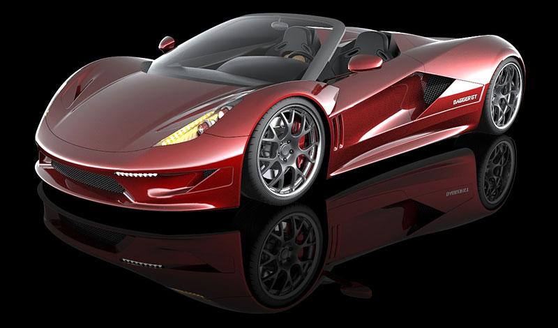 TranStar Dagger GT: supersport s výkonem 2000 koní: - fotka 6