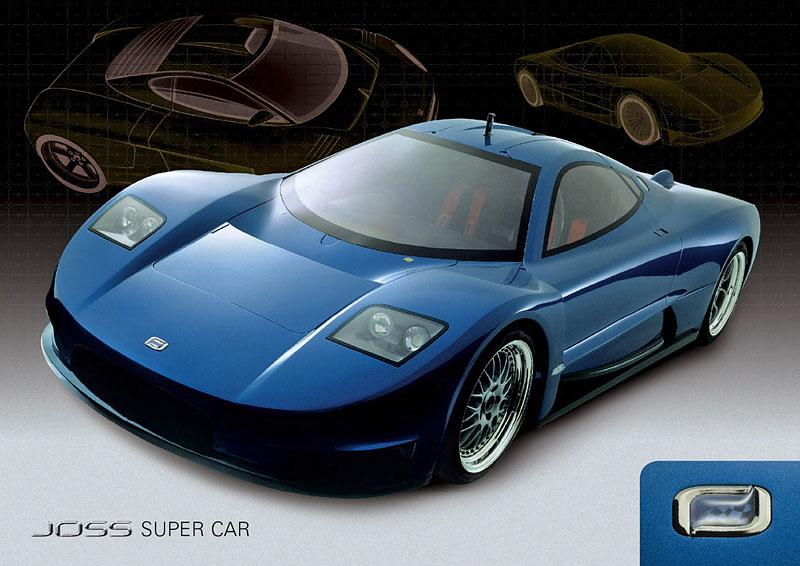 Joss Supercar: tunová bestie od protinožců: - fotka 2
