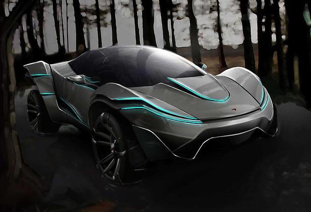 McLaren: studie crossoverů pro rok 2020 (+videa): - fotka 7
