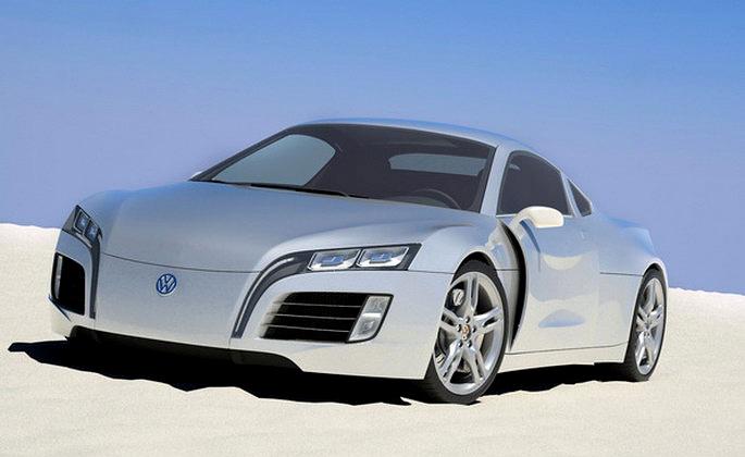 Volkswagen Concept Sports Car: kreace co přijíždí až z Kyrgyzstánu: - fotka 6