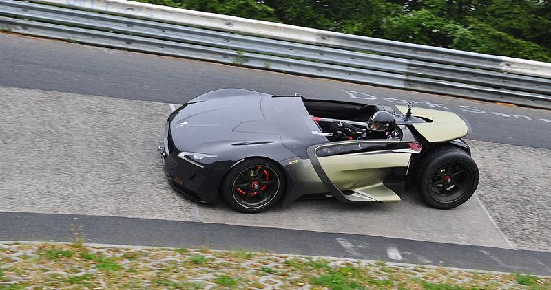 Essen Motor Show 2011: fotogalerie upravených aut: - fotka 21