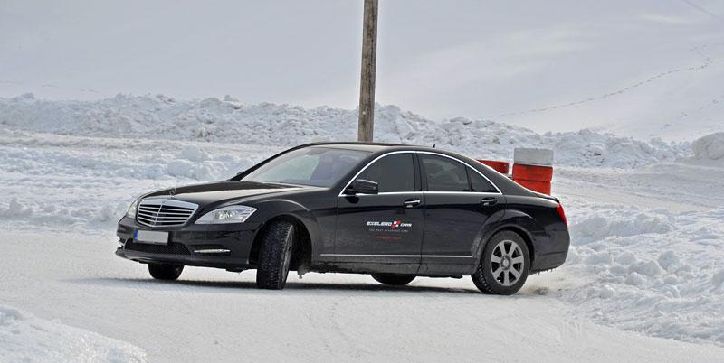 Exelero Cars Snow Driving Adventure 2012: - fotka 2