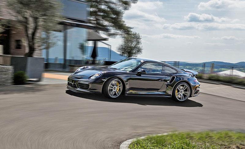 TechArt GTsport 1 of 30: Decentně pojaté ladění Porsche 911 Turbo S: - fotka 5