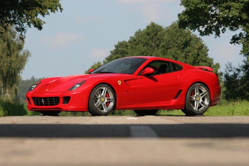 Novitec Rosso Ferrari 599 GTB: - fotka 4