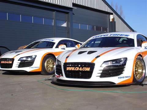 Audi CR-8: Premiérový pokus: - fotka 5