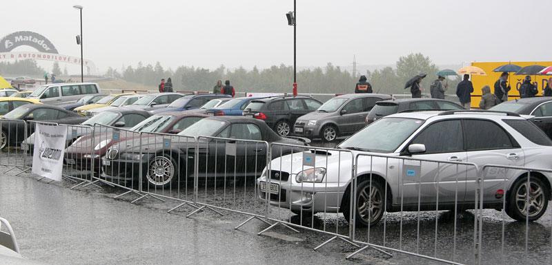 Přijďte na největší setkání sportovních aut u nás: - fotka 22
