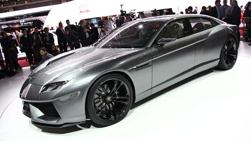Lamborghini Estoque opět na pořadu dne?: - fotka 26