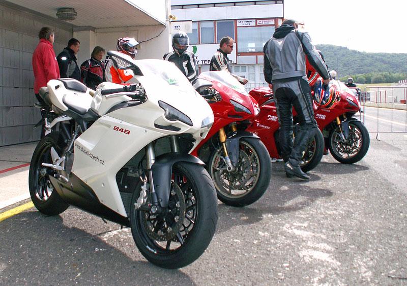 Ducati den - Autodrom Most 2009: - fotka 22