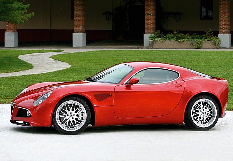 Pod lupou: Alfa Romeo 8C – včera a dnes: - fotka 54